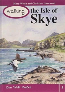 Walking the Isle of Skye, Paperback / softback Book