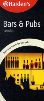 Harden's London Bars and Pubs, Paperback / softback Book