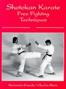 Shotokan Karate Free Fighting Techniques, Paperback Book