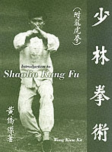 Introduction To Shaolin Kung Fu, Paperback Book