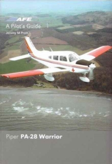 PA28 Warrior Pilots Guide, Paperback Book