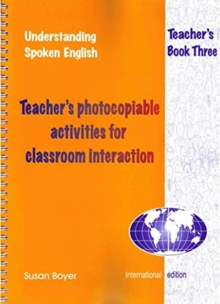 Understanding Spoken English : Teacher's Book Bk. 3, Paperback / softback Book