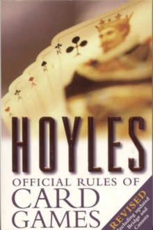 The New Hoyle's Official Rules of Card Games, Paperback Book