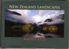 New Zealand Landscapes, Hardback Book