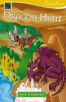 DRAGON HUNT, Paperback Book