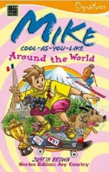 MIKE COOL AS YOU LIKE AROUND THE WORLD, Paperback Book