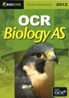 OCR Biology AS Student Workbook, Paperback Book