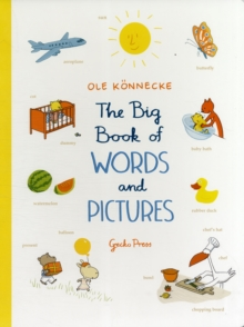 The Big Book of Words and Pictures, Board book Book