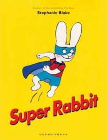 Super Rabbit, Paperback Book