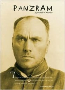 Panzram : A Journal of Murder, Paperback Book
