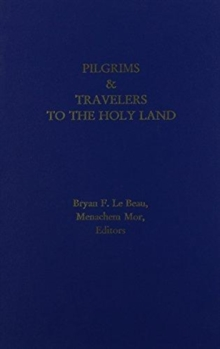 Pilgrims and Travelers to the Holy Land, Hardback Book