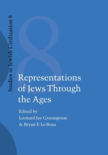 Representations of Jews Through the Ages., Hardback Book