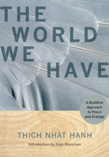 The World We Have, Paperback Book