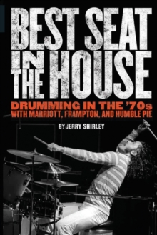 Shirley Jerry Best Seat In The House Drumming In The 70s Bam Bk, Paperback / softback Book