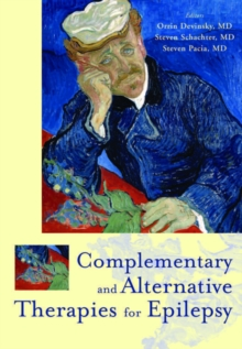 Complementary and Alternative Therapies for Epilepsy, Hardback Book