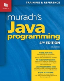 Murach's Java Programming, Paperback / softback Book