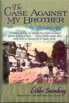 Case Against My Brother, Hardback Book