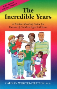 The Incredible Years, Paperback Book