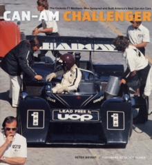Can-am Challenger, Hardback Book