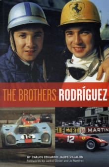 The Brothers Rodriguez, Hardback Book