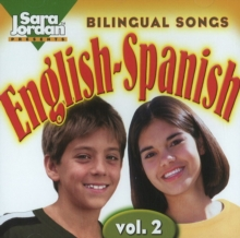 Bilingual Songs: English-Spanish, CD-Audio Book