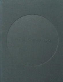 Esther Shalev-Gerz, Hardback Book