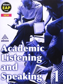 ACADEMIC LISTENING SPEAKING 1 SB CD A2,  Book