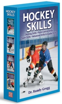 Hockey Skills Box Set : Advanced Drills, Puck Control, Team Drills, Skating Drills, Multiple copy pack Book