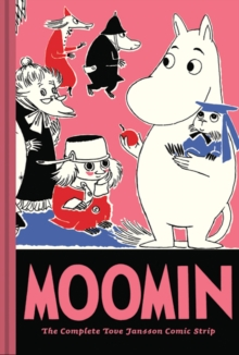 Moomin : The Complete Tove Jansson Comic Strip Bk. 5, Hardback Book