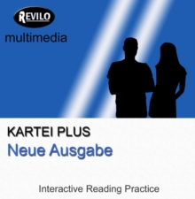 Kartei-Plus : Interactive A-Level German Reading Practice, CD-ROM Book
