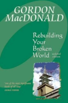 Rebuilding Your Broken World, Paperback Book