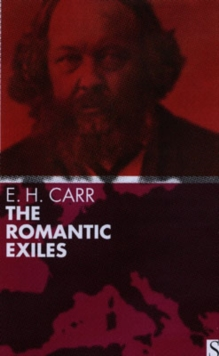 The Romantic Exiles, Paperback / softback Book