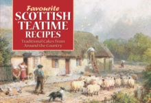 Scottish Teatime Recipes, Paperback Book