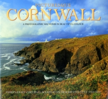 Cornwall in Cameracolour : A Souvenir Collection of Superb Colour Photographs, Paperback Book