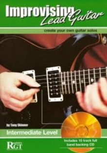 Improvising Lead Guitar : Intermediate Level, Mixed media product Book