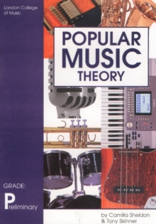 Popular Music Theory, Paperback Book