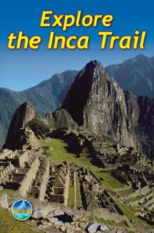 Explore the Inca Trail, Spiral bound Book