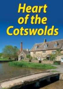 Heart of the Cotswolds : A grand tour on foot, Spiral bound Book