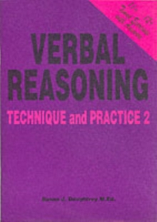 Verbal Reasoning : Technique and Practice No. 2, Paperback Book