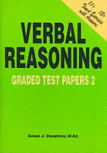 Verbal Reasoning : Graded Test Papers No. 2, Paperback Book