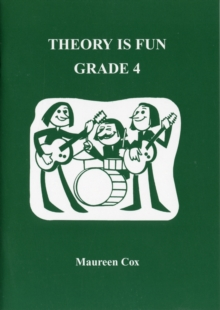 THEORY IS FUN GRADE 4,  Book