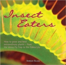 Insect Eaters : How to Grow and Feed Extraordinary Plants, Paperback Book