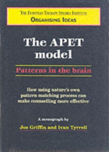 The APET Model : Patterns in the Brain, Paperback Book