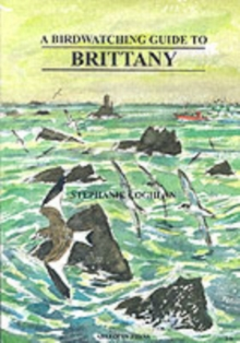 Birdwatching Guide to Brittany, Paperback Book