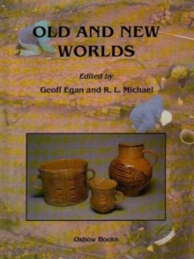 Old and New Worlds, Hardback Book