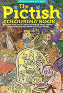 The Pictish Colouring Book, Paperback / softback Book