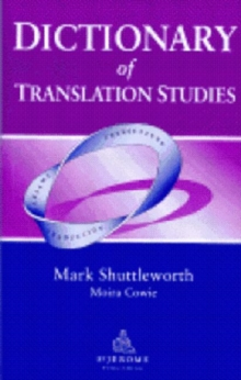 Dictionary of Translation Studies, Paperback Book