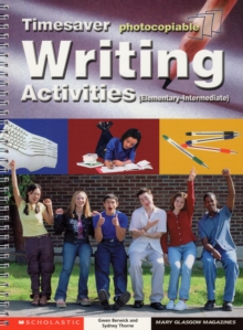 Writing Activities Elementary - Intermediate, Spiral bound Book