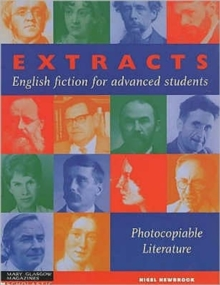 Extracts English Fiction for Advanced Students, Spiral bound Book