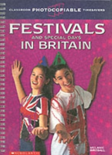 Festivals and Special Days in Britain, Spiral bound Book